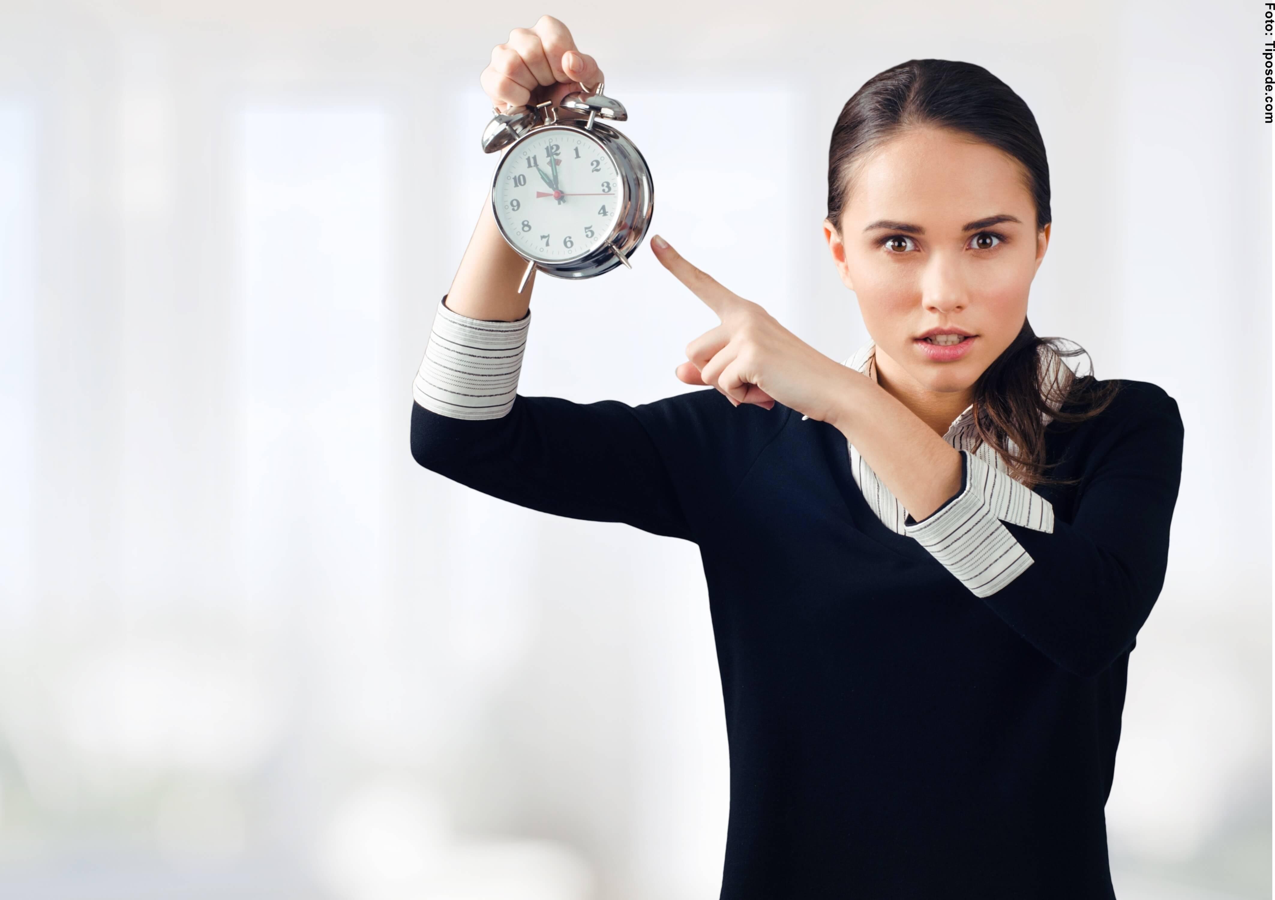 los Clientes impacientes y el tiempo