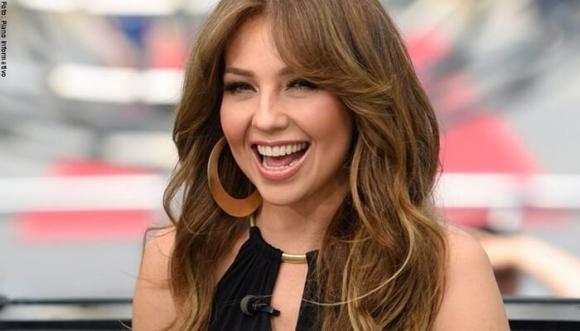 """Thalía dejó a todos boquiabiertos con el """"bikinazo"""""""