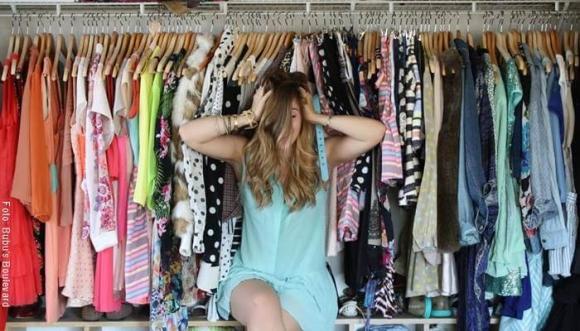 ¿Por qué nunca tengo nada de ropa qué ponerme?