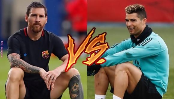 #Dilema - Lionel Messi o Cristiano Ronaldo