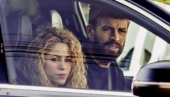 Ladrones se le metieron a la casa de Shakira y Piqué