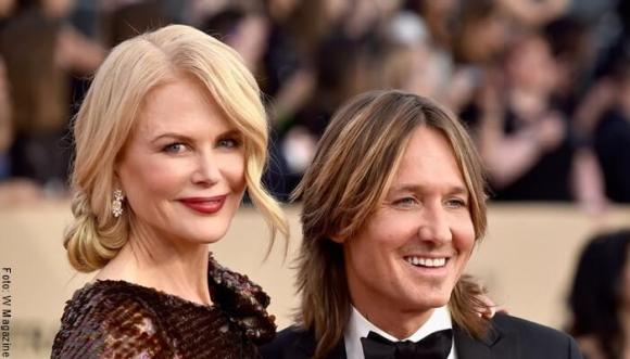 Nicole Kidman revela secreto para un matrimonio feliz