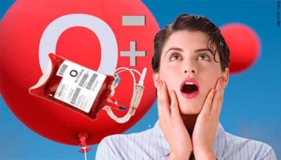 ¿Sabías que tu tipo de sangre influye en tu salud?
