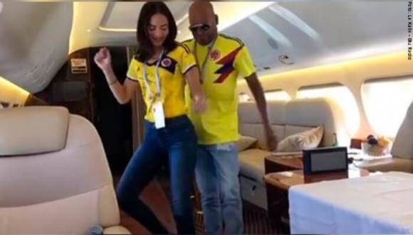Video: Hija del Pibe le gana bailando al Tino