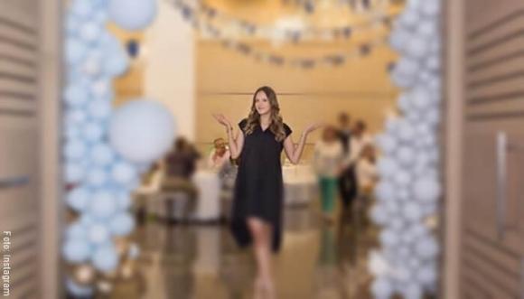 Laura Acuña y sus pintas divinas para embarazadas