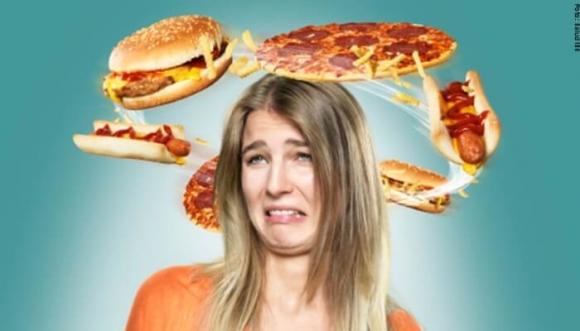 ¿Sabes por qué comes comida chatarra cuando estás estresada?