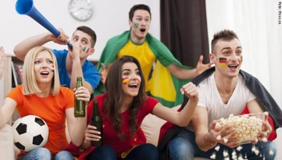 Cosas que hacen los que odian el Mundial