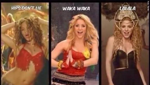 En la inauguración del mundial se extrañó a Shakira