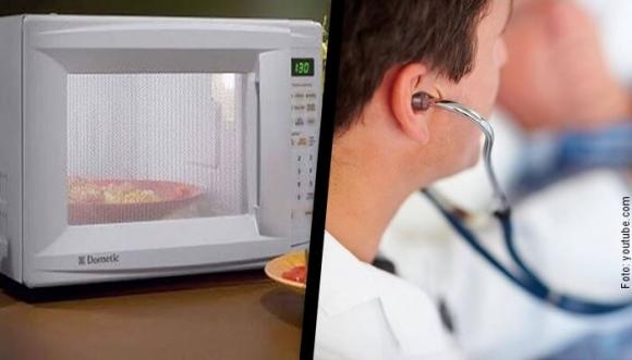 ¿El horno microondas puede hacerte daño? ¿Es malo?