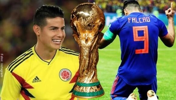 Colombia gana la Copa Mundo 2018... ¡De miembros!