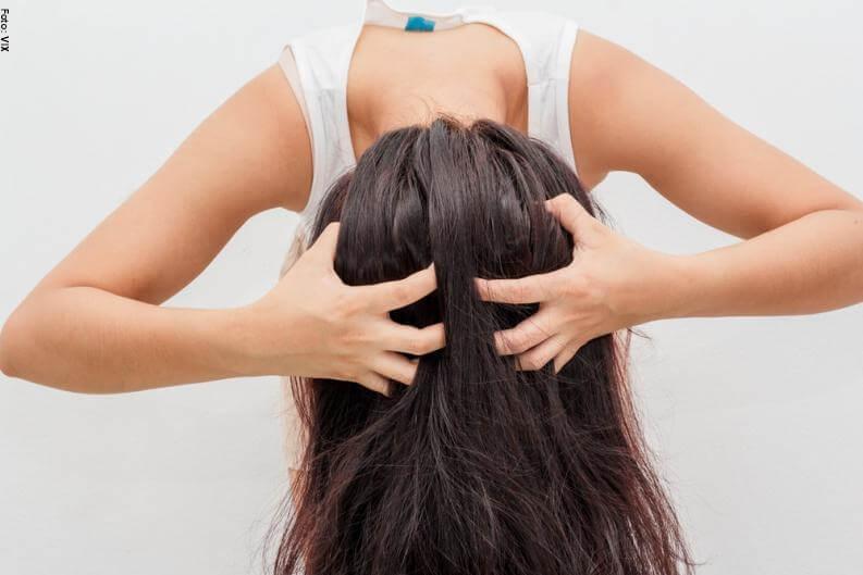 Masaje cabello