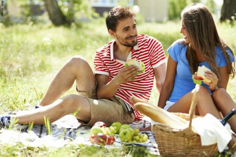 divertidas actividades al aire libre para hacer en pareja 2