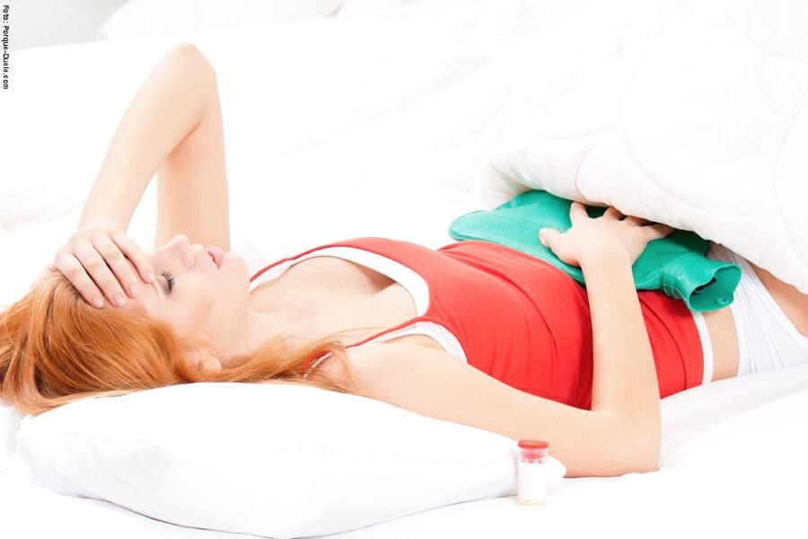por que duele la cabeza en la menstruacion