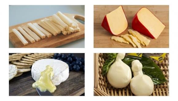 El queso que elijas revela cómo eres
