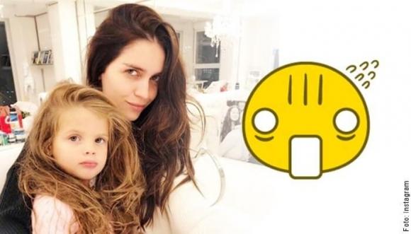 Wanda Nara y Mauro Icardi criticados por fotos de hija