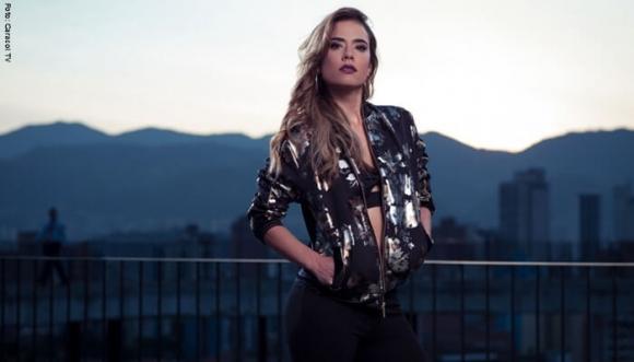 Mira el drama de Carolina Ramírez actriz de la Reina del Flow