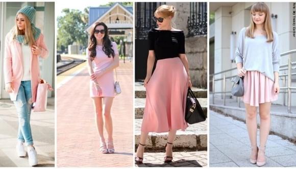 El negro y el rosa están de moda. Mira cómo combinarlos