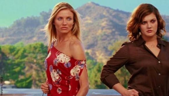 ¿Cómo se ven Cameron Diaz y Drew Barrymore sin maquillaje?
