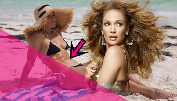 ¿Qué hace Jennifer Lopez para tener semejante abdomen?