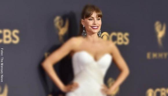 Sofía Vergara muestra cómo vestir de blanco cuando tienes curvas