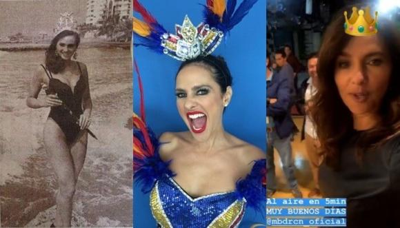 ¿Paola Turbay no quería ser reina? ¡Y casi fue Miss Universo!