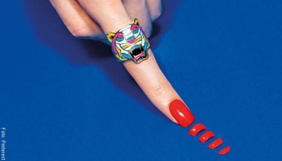 #Truco infalible para curar las uñas quebradizas