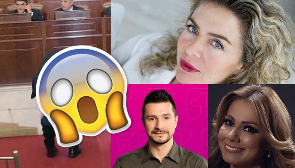 Esperanza Gómez y otros famosos que Mockus hizo pelar cul...
