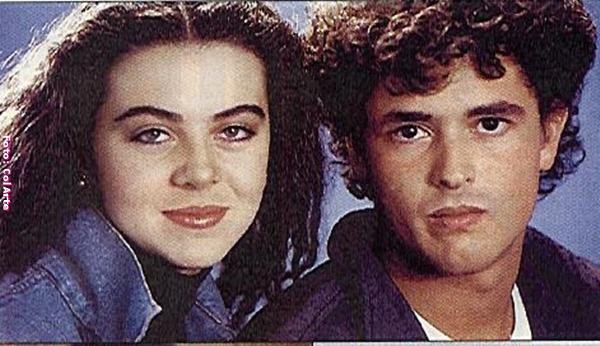 Margarita con Carlos Vives