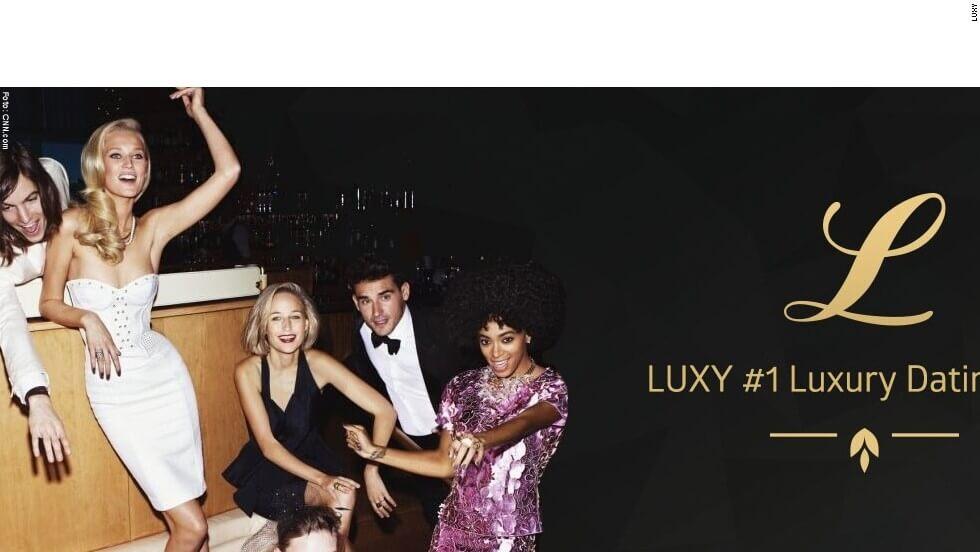 luxy app horizontal large gallery