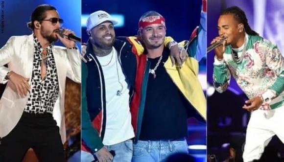 Estos famosos se robaron el show bailando