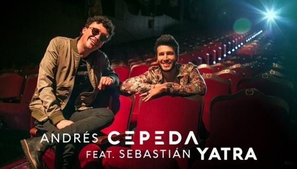 """Andrés Cepeda y Sebastián Yatra hacen """"Magia"""""""