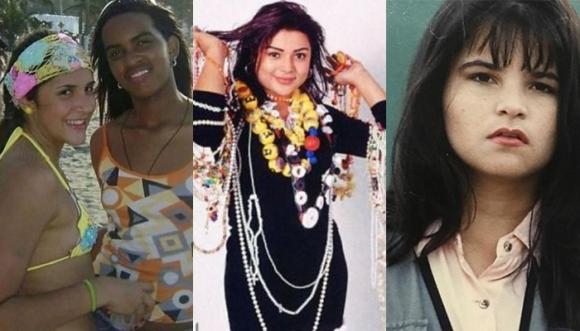 #AntesYDespués: Famosas colombianas durante su adolescencia