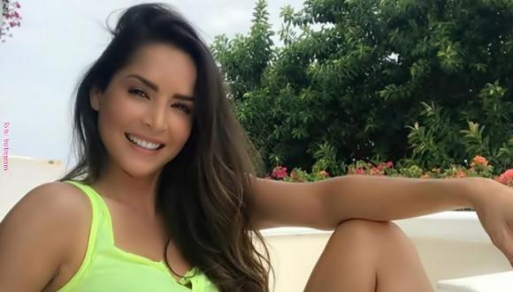 ¿Quisieras ver a Carmen Villalobos en SoHo?