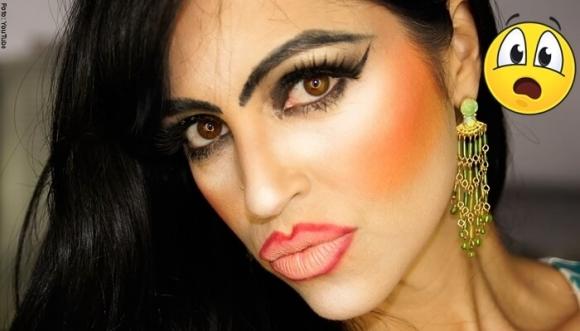 ¿Haces estas cosas con tu maquillaje? Seguro te harán ver fea