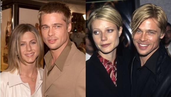 Brad Pitt cambió por sus novias. ¿Crees que si puede pasar eso?