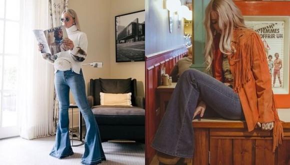 #VibraTips para verte divina con jeans de bota ancha