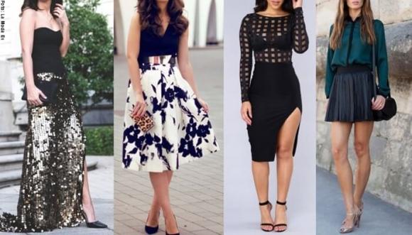 Según tu edad revelamos cuál es la falda ideal para ti