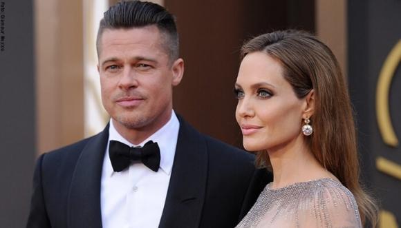 Angelina Jolie demanda a Brad Pitt por no alimentar a sus hijos