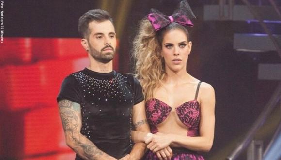 Lo que hizo Mike Bahía en el show de baile que le costó su salida