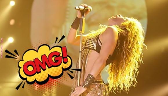 ¿Virus o hambre? Shakira canceló su show en Los Ángeles