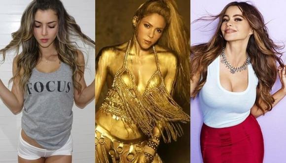 5 colombianas más bellas y populares en Instagram