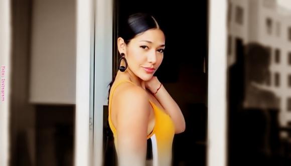 Esta foto de Farina te parece, ¿sexy o exagerada?