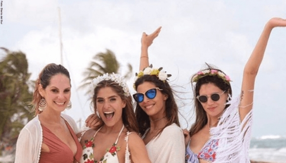 ¿Presentadora y modelo colombiana estaría sufriendo de anoréxia?