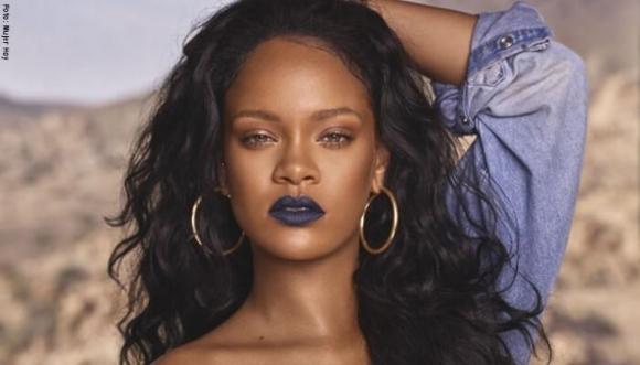 Rihanna se quitó las cejas. ¿Lo harías? Mira cómo quedó