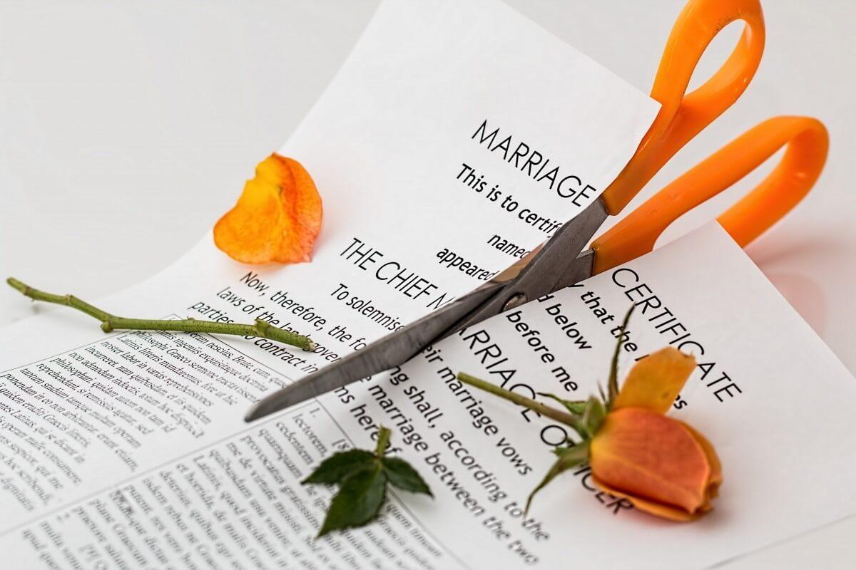Abogados de divorcio