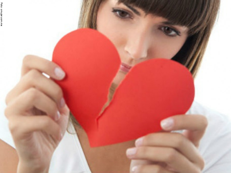 Consejos superar ruptura amorosa