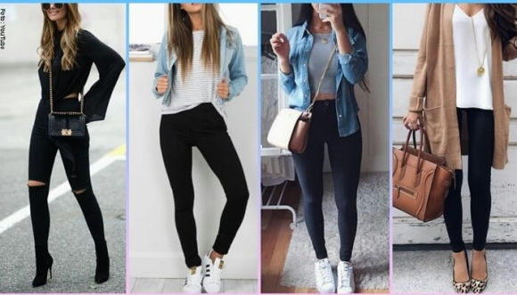Las mejores maneras de combinar pantalones negros para ir a tu oficina