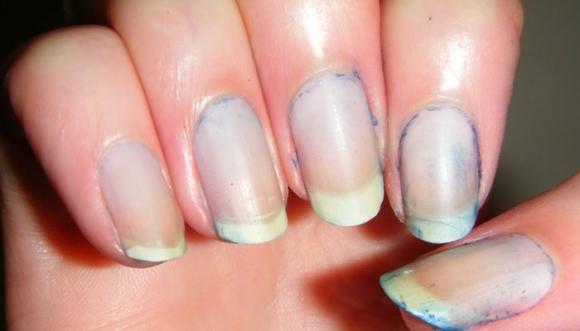 ¿Cómo blanquear las uñas manchadas? #TRUCOS