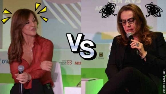 Guerra de divas: Amparo Grisales vs. Alejandra Borrero