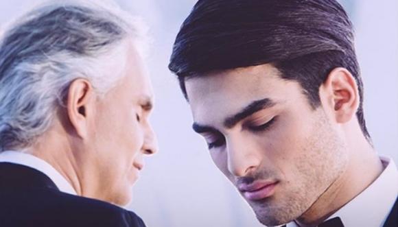 Hijo de Andrea Bocelli con el que todas quieren... ¿papacito?